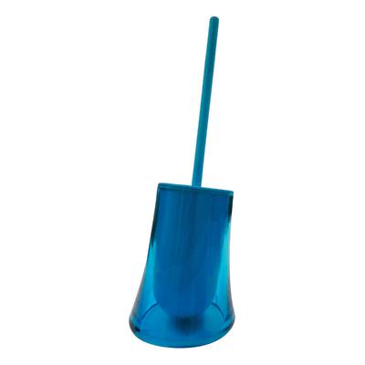 Porta scopino flou azzurro prezzi e offerte online leroy for Porta scopino leroy merlin