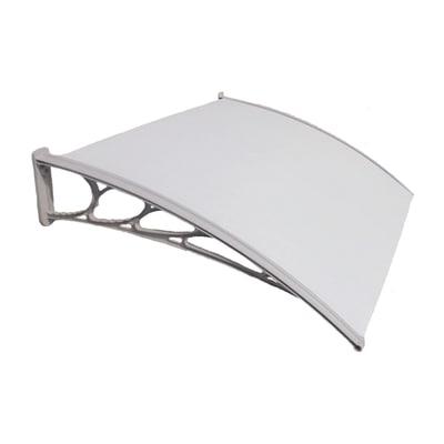 Pensilina in pvc l 130 x p 100 cm prezzi e offerte online for Leroy merlin illuminazione esterno