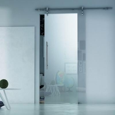 Porta da interno scorrevole Lux Nuetro 86 x H 215 cm sx prezzi e ...