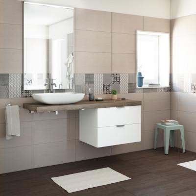 Mobile bagno plan l 150 cm prezzi e offerte online leroy merlin - Offerte mobili da bagno ...