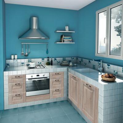 Cucina delinia newcastle prezzi e offerte online leroy for Delinia accessori