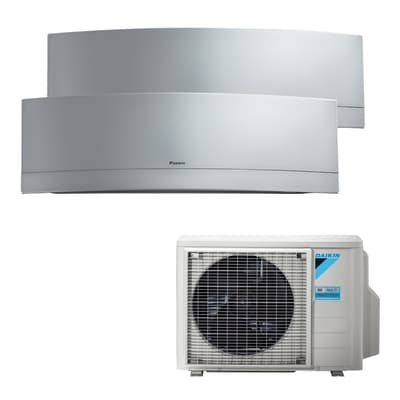 Climatizzatore fisso inverter dualsplit daikin emura for Condizionatori leroy merlin