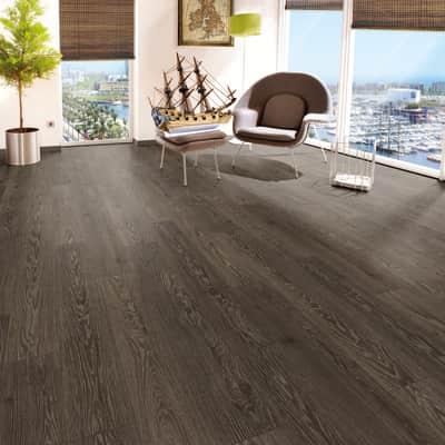 pavimento laminato black 12 mm prezzi e offerte online On laminato leroy merlin montaggio