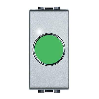 Illuminazione per comandi Illuminabile BTicino Livinglight verde