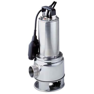 pompa sommersa per acque sporche per liquidi fognari
