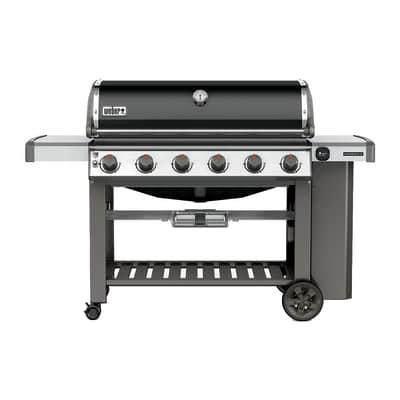 Barbecue a gas Weber Genesis II E-610 GBS 6 bruciatori