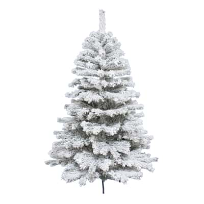 Albero di Natale artificiale Super Snow King 240 cm H 240 cm