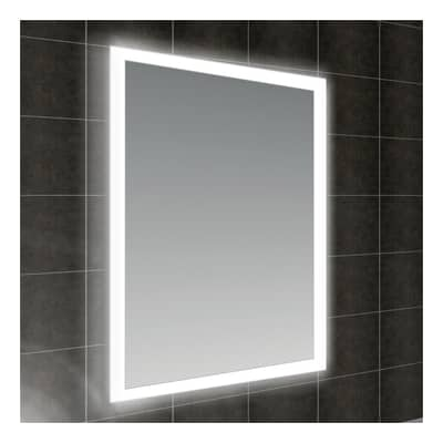 Specchio retroilluminato Fog 60 x 80 cm