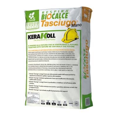 Biocalce Tasciugo® 1ª Mano Kerakoll 25 kg