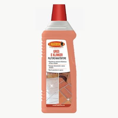 Detergente Maggiordomo Manutentore per gres e klinker 1 L