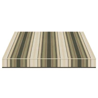 Tenda da sole a bracci Tempotest Parà 300 x 210 cm avorio/beige/marrone/verde Cod. 5011/7