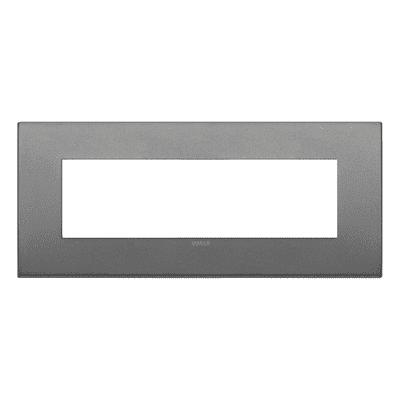 Placca 7 moduli Vimar Arké ardesia matt