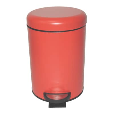 Pattumiera Pop rosso 3 L