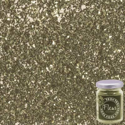 Glitter Fleur oro 90 g