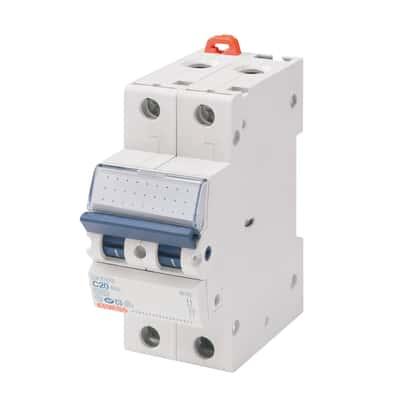Interruttore magnetotermico Gewiss GEWGW92128 1P + N 16 A