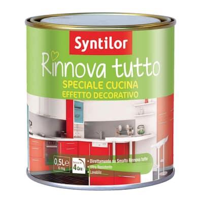 Vernice Finitura Syntilor Trasparente 0,5 L