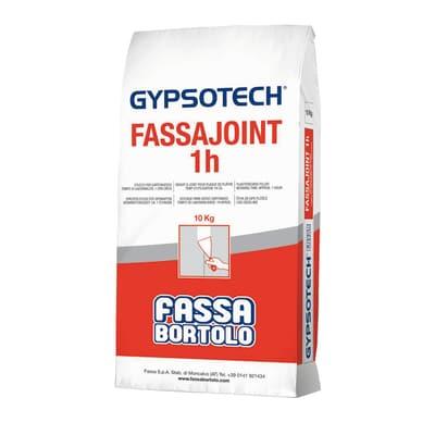 Stucco per cartongesso Gypsotech Fassajoint 1H Fassa Bortolo 10 kg