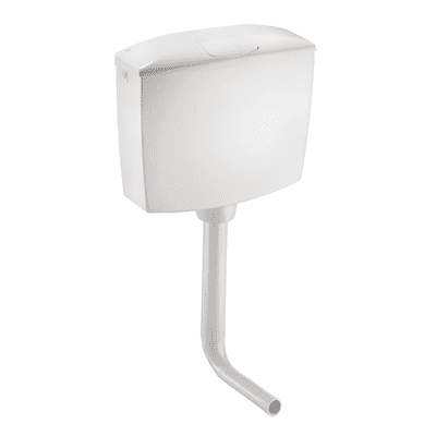 Cassetta WC da esterno Oli Polaris doppio tasto