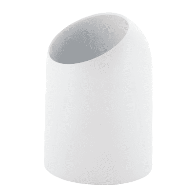 Pattumiera Boxer bianco 10,8 L