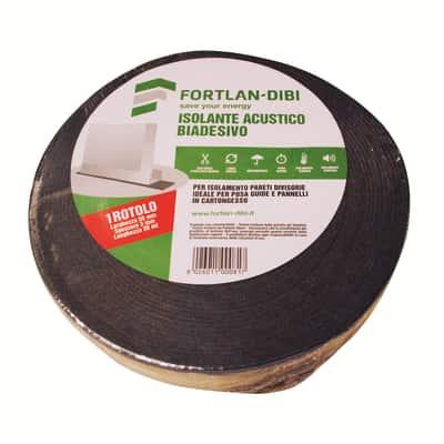 Rotolo in polietilene Isolante biadesivo Fortlan H 50 mm, spessore 3 mm