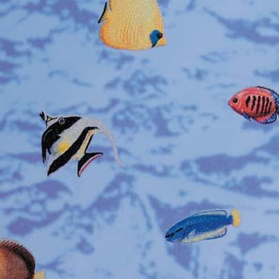 Pellicola adesiva per vetri vetrofania blu 45 cm x 2 m - Pellicola oscurante vetri casa leroy merlin ...
