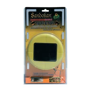 Disabituante ultrasuoni Talpe a ricarica solare Sandokan