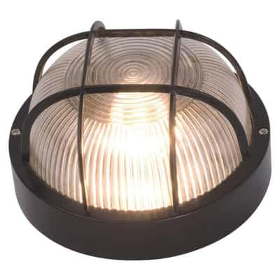 Illuminazione per garage e box Tonda ø 18,5 cm IP44