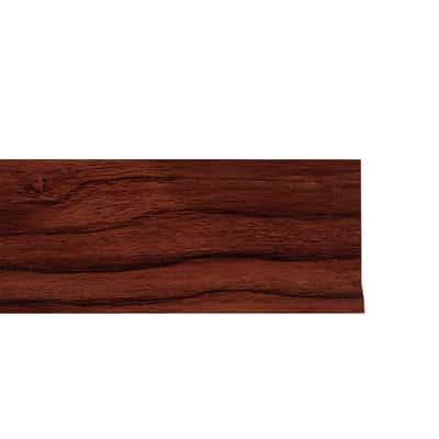 Battiscopa Basic noce scuro 7 x 70 x 2000 mm