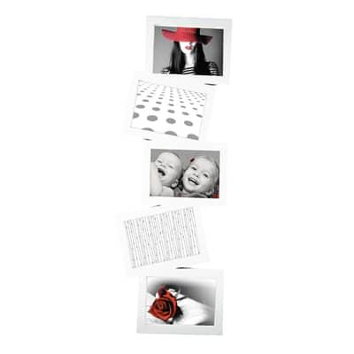 portafoto multiplo storty bianco 5 foto prezzi e offerte