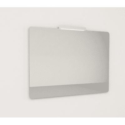 Specchio con faretto Key 90 x 70 cm