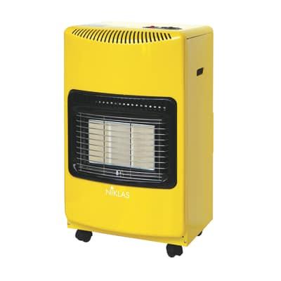Stufa a infrarossi niklas nova kolor prezzi e offerte for Stufa a infrarossi niklas nova ventilata