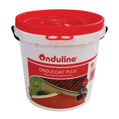 Membrana liquida Onducoat Plus Onduline rossa 5 kg