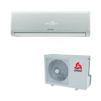 Climatizzatore fisso inverter monosplit Chigo 169 CS-61V3A-1H169AE2V-W3 6 kW