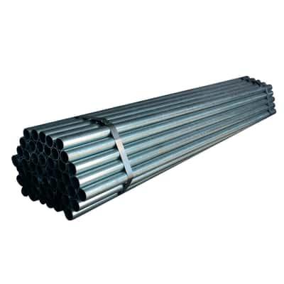 Tubo zincato 48 mm x 200 cm