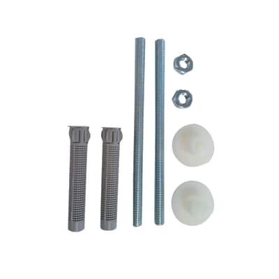 2 kit di fissaggio Fischer FIP W M10 ø 14 x 85  mm con barra filettata