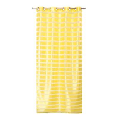 Tenda Lorena giallo 140 x 280 cm
