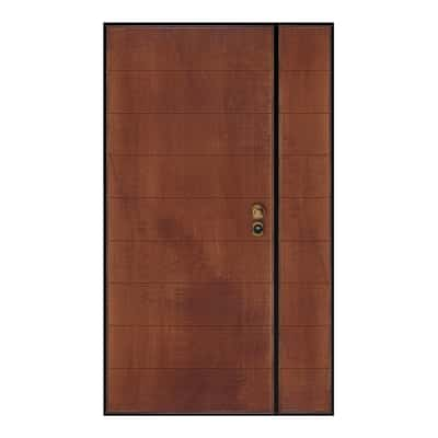 Porta Blindata Big Noce L 120 X H 210 Cm Sx Prezzi E Offerte Online