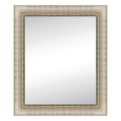 Specchio da parete rettangolare venere avorio 73 x 93 cm prezzi e offerte online leroy merlin - Specchio rettangolare da parete ...