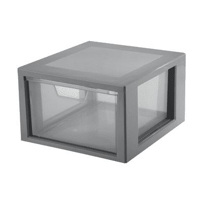 Cassetto Linea grigio