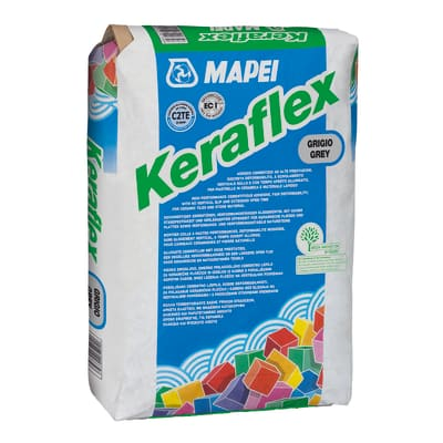 Colla in polvere Keraflex C2 grigio 25 kg