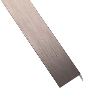 Profilo angolare a L 23,5 x 23,5 x 1,5 mm x 1 m