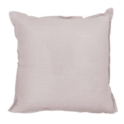 Cuscino Kibel rosa 50 x 50 cm