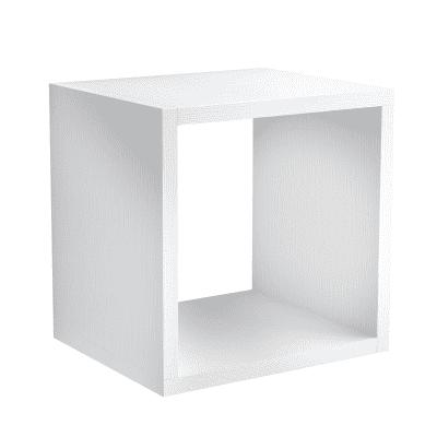 Cubo bianco L 25 x P 30, sp 1,8 cm