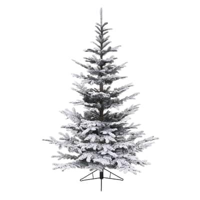 Albero di Natale artificiale Sestriere H 240 cm