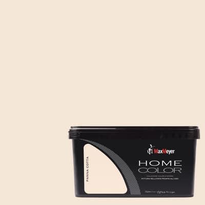 Idropittura lavabile Home Color panna cotta 2,5 L Max Meyer