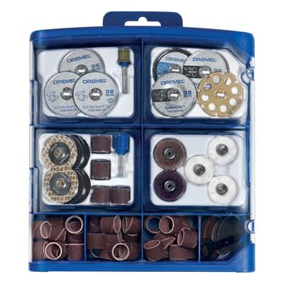 Set accessori miniutensili multiuso DREMEL , 70 pezzi