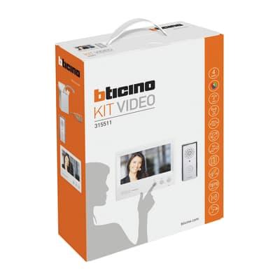 Videocitofono con filo a parete BTICINO 315511