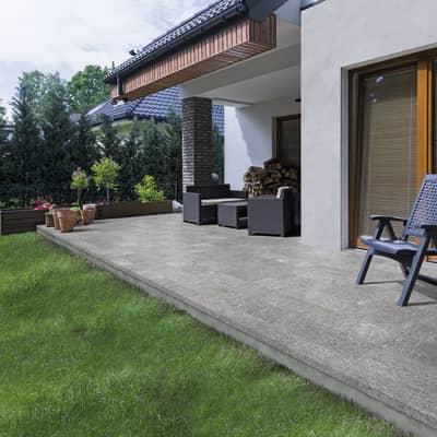 Piastrella Rocce Serizzo 20 x 40 cm sp. 8.5 mm PEI 4/5 grigio