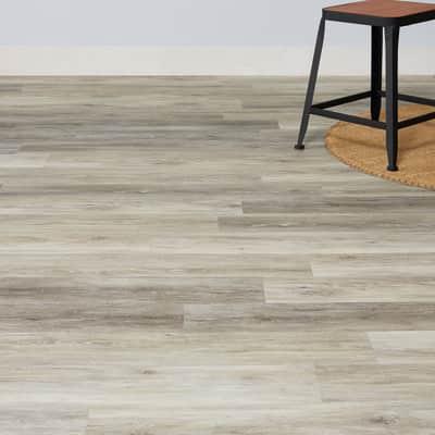 Pavimento pvc adesivo Ceruse Sp 2 mm grigio / argento