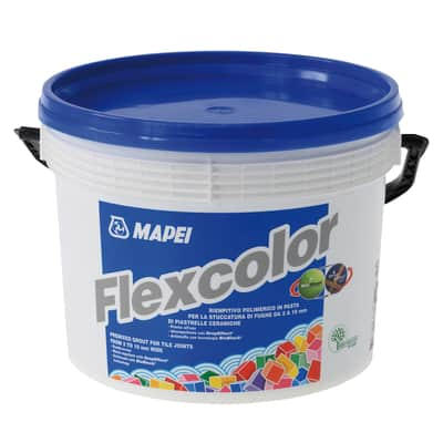 Stucco in pasta Flexcolor MAPEI 5 kg bianco